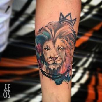 lion 'brazil'