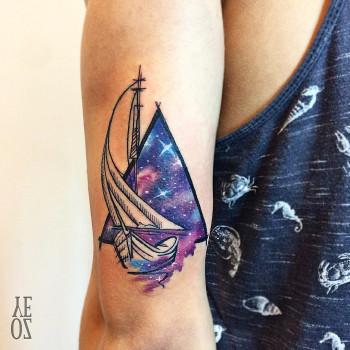 Sailboat - Nebula